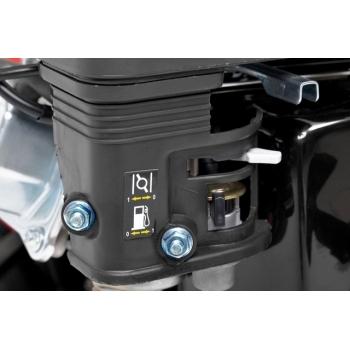 Motosapa Hecht 750, benzina, putere 6.5 CP, latime de lucru 50 cm, pornire la sfoara, 1 viteza inainte + 1 inapoi #8