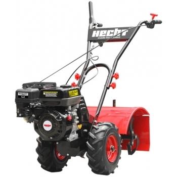 Motosapa Hecht 750, benzina, putere 6.5 CP, latime de lucru 50 cm, pornire la sfoara, 1 viteza inainte + 1 inapoi