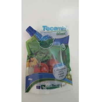 Fertilizant lichid, pentru toate culturile, cu aplicare foliara,  Tecamin Max, 250 ml,  AgriTecno