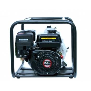 """Motopompa 3"""" Loncin, Apa murdara, 6.5 CP, Benzina, 60 mc/h, Manuala, O-Mac"""
