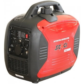 Generator inverter SC-2000is, Putere max. 1.8 kW, 230V, AVR #2