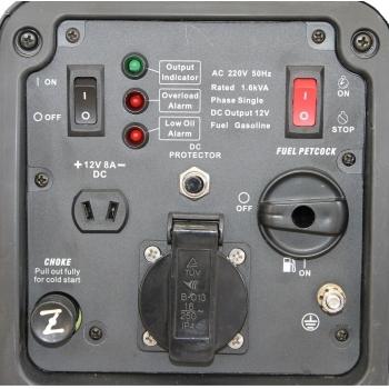 Generator inverter SC-2000is, Putere max. 1.8 kW, 230V, AVR #6