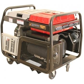 Generator de curent Senci, SC-13000TEQ, trifazic, putere 12.0 kW, benzina, putere motor 22 Cp, tensiune 400 V / 230 V, pornire electrica, AVR inclus, portabil (4 roti directionale) #2