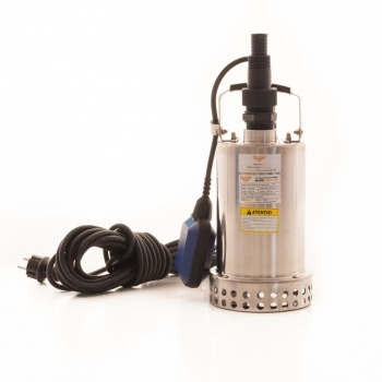 Pompa submersibila Ruris Aqua 30, putere motor 550 W, debit 45 l/min, Ruris