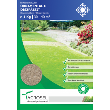 Seminte gazon ornamental(1000 gr) Agrosel