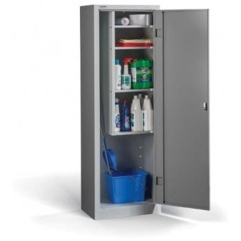 Dulap CLEAN 1800/600 ,pentru materiale de curatenie, Metalobox