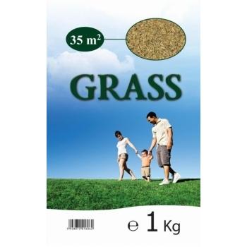 Seminte amestec gazon folie (1 kg) Starsem, Agrosel