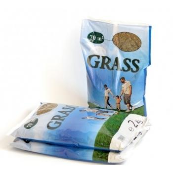 Seminte amestec gazon folie (2 kg) Starsem, Agrosel