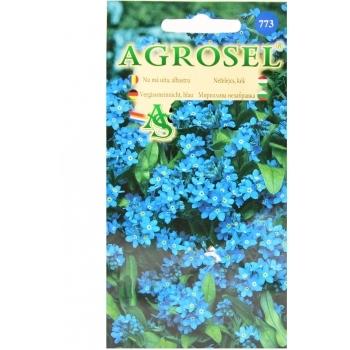 Seminte flori Nu ma uita, albastru (1gr) Agrosel, 2PG