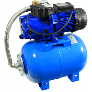 Hidrofor cu pompa autoamorsanta din fonta HW4200/25PLUS, Wasserkonig #2