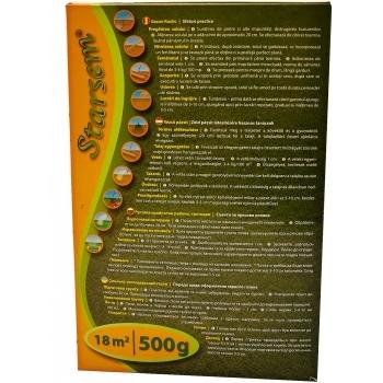 Seminte Gazon rustic (500 gr) Starsem, Agrosel #2