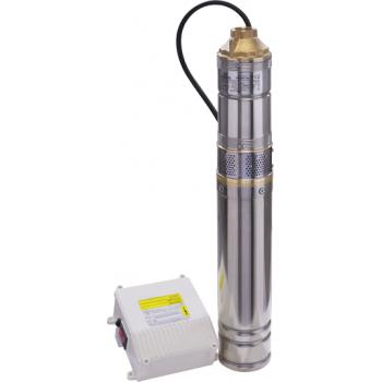 Electropompa submersibila cu surub pentru ape curate WK2400-100, Wasserkonig