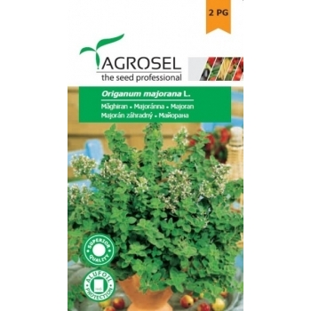 Seminte Maghiran(1 gr), Agrosel, 2PG