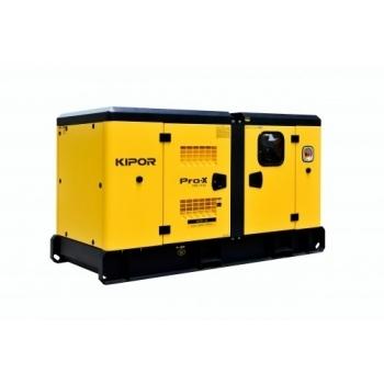 Generator de curent Kipor, KDE 73 S3, trifazat, putere 66.0 kW, diesel, putere motor 89 Cp, tensiune 230 V / 400 V, pornire electrica #6