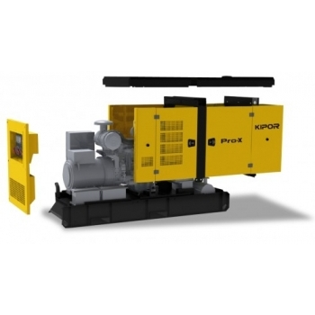 Generator de curent Kipor, KDE 118 S3, trifazat, putere 110.0 kW, diesel, putere motor 148 Cp, tensiune 230 V / 400 V, pornire electrica #2