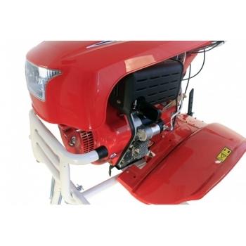 Motocultor PRO SERIES NEW  1350-S cu diferential + roti, motorina, putere 9 Cp, latime de lucru 70-150 cm, pornire automata la cheie, 2 viteze inainte + 1 inapoi #2