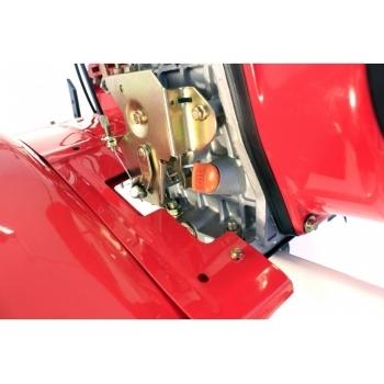 Motocultor PRO SERIES NEW  1350-S cu diferential + roti, motorina, putere 9 Cp, latime de lucru 70-150 cm, pornire automata la cheie, 2 viteze inainte + 1 inapoi #8