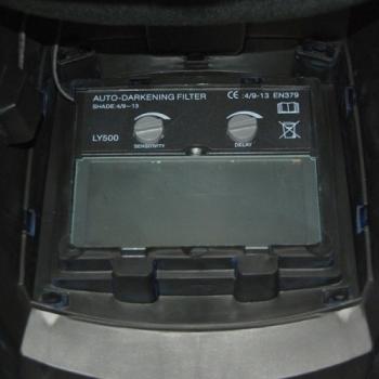 Masca de sudare cu cristale lichide si filtru UV optoelectronic, Proweld YLM0-22, Proweld #2