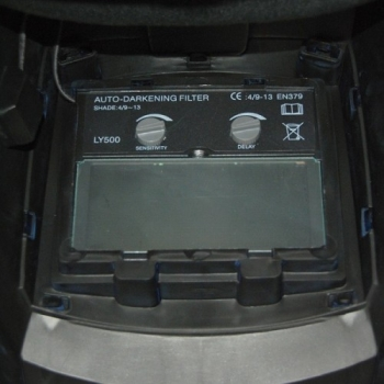 Masca de sudare cu cristale lichide si filtru UV optoelectronic, Proweld YLM0-23, Proweld #2