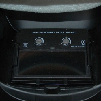 Masca de sudare cu cristale lichide si filtru UV optoelectronic, Proweld YLM014, Proweld #2