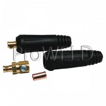 Conector cablu sudura TEB 10-25 (QC-01), Proweld