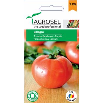 Seminte Tomate Lillagro(1 gr), Agrosel, 2PG