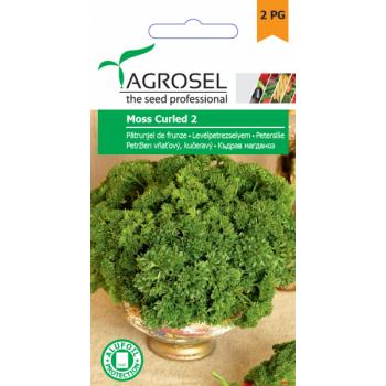 Seminte Patrunjel de frunze Moss Curled 2(5 gr), Agrosel