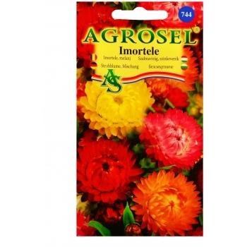 Seminte flori Imortele Melanj (1gr) Agrosel
