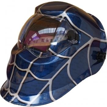 Masca de sudare cu cristale lichide, baterie solara si protectie anti-UV si IR, Proweld YLM-7462A (Spider), Proweld