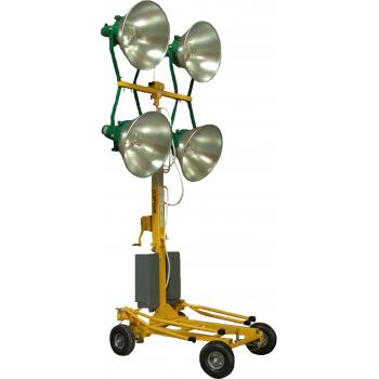 Turn de lumina Kipor KLB400-4, 4 x 400W, Kipor
