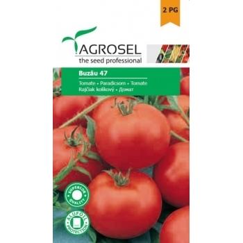 Seminte Tomate Buzau 47(1 gr), Agrosel, 2PG