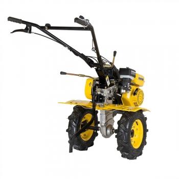 Motosapa ProGarden HS 500 cu roti, benzina, putere 7 CP, latime de lucru 50 - 90 cm, pornire la sfoara, 2 viteze inainte + 1 inapoi #4