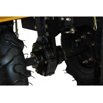 Motosapa ProGarden HS 1000B,fara roti, benzina, putere 7 CP, latime de lucru 50 - 110 cm, pornire la sfoara, 2 viteze inainte + 1 inapoi #8