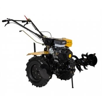 Motosapa ProGarden HS 1100D cu roti, benzina, putere 13 Cp, latime de lucru 50 - 110 cm, pornire la sfoara, 2 viteze inainte + 1 inapoi #5