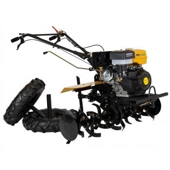 Motosapa ProGarden HS 1100D cu roti, benzina, putere 13 Cp, latime de lucru 50 - 110 cm, pornire la sfoara, 2 viteze inainte + 1 inapoi #4