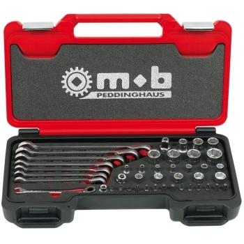 Trusa Fusion Box Mediu ADAPT44 capete si chei cu clichet, MOB & IUS