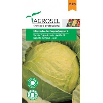 Seminte varza Mercado de Copenhague 2(4 gr), Agrosel
