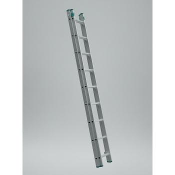 Scara cu doua tronsoane culisanta 7207, 2x7 trepte, Alverosal