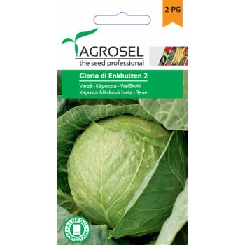 Seminte Varza Gloria Di Enkhuizen 2(4 gr), Agrosel