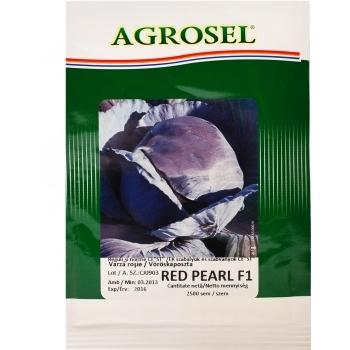 Seminte Varza rosie hibrid Red Pearl F1(2500 sem), Agrosel