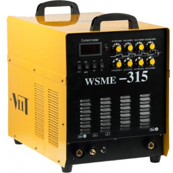 Velt WSME 315 Invertor TIG/MMA (AC/DC) 400V Aluminiu, Vladicom Tools