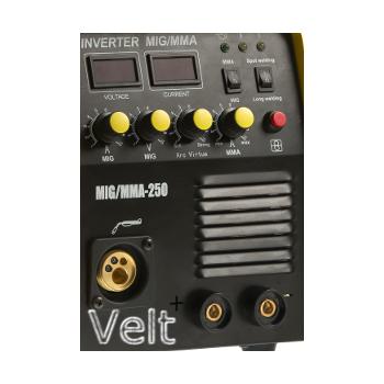 Velt MIG/MMA 250 Invertor Sudura DC IGBT, 20-250 A, Vladicom Tools #3