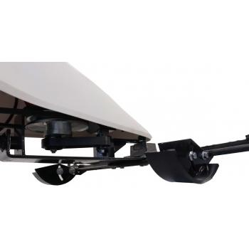 Motocositoare PRO SERIES 870, 6.5 Cp, Benzina, 4T, latime de taiere 90 cm, O-Mac #4