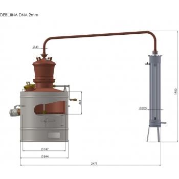 Cazan Model Stabil MIU 200L, Des - Cazane #7