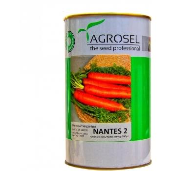 Seminte Morcovi Nantes 2(500 gr) Agrosel