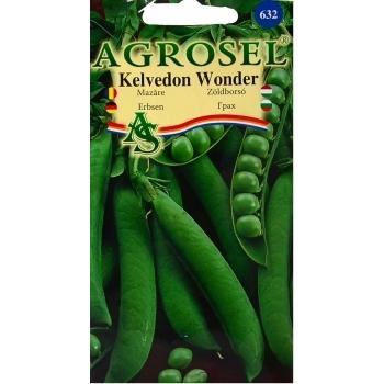 Seminte Mazare Kelvedon Wonder 30 gr Agrosel