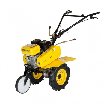 Motosapa ProGarden HS 500, benzina, putere 7 CP, latime de lucru 50 - 90 cm,fara roti de cauciuc cu manicot, pornire la sfoara, 2 viteze inainte + 1 inapoi