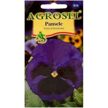 Seminte flori Pansele Albastru (0.25gr) Agrosel