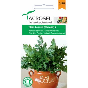 Seminte patrunjel Plain Leaved 2(5 gr) Agrosel, 2PG