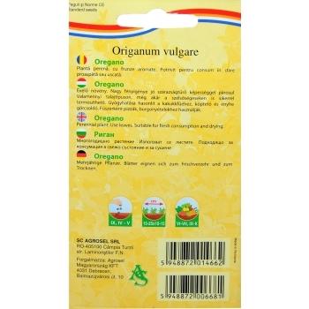 Seminte Oregano(1 gr) Agrosel #2